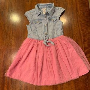 Guess girls dress - size 5-6
